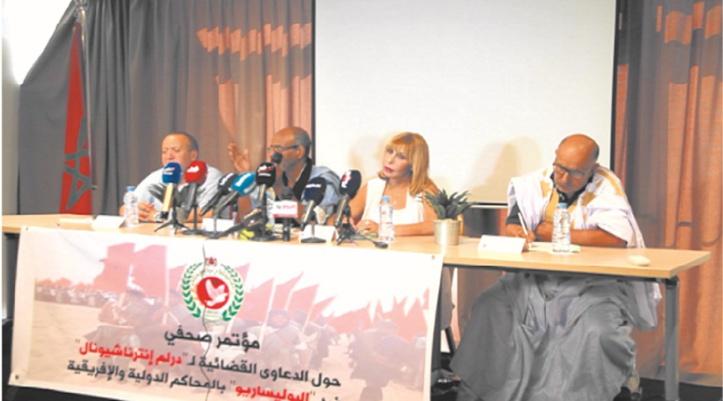 Introduction d'un recours pour traîner Brahim Ghali et quarante autres devant la justice
