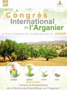 Du 15 au 17 décembre : Agadir abrite le Congrès international sur l'arganier