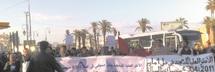 Sit-in des diplômés chômeurs à Rabat : 127 cadres supérieurs attendent leurs affectations