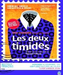Une comédie du dramaturge français Eugène Labiche : «Les deux timides» sur les planches à Fès