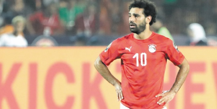 Mohamed Salah, un tournoi en enfer