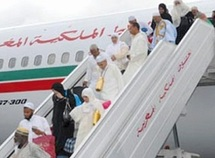 Phase retour de l'opération Haj : 21.375 pèlerins transportés par Royal Air Maroc