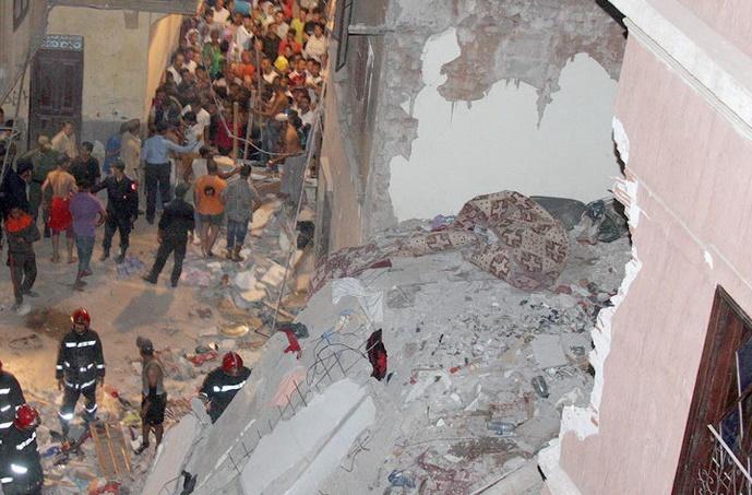 Appel à une lecture unifiée de la loi sur les bâtiments menaçant ruine