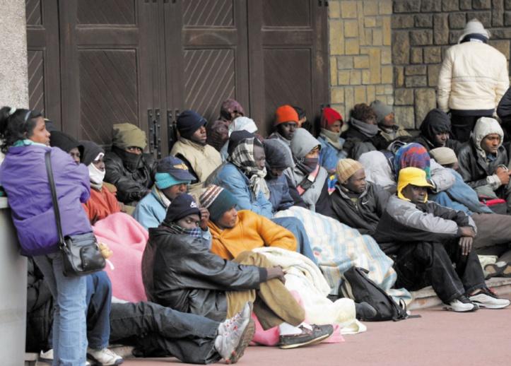 Plus de 40.000 tentatives d'émigration irrégulière avortées depuis janvier