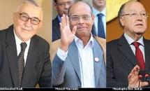 A l'occasion de leur élection : Abdelouahed Radi félicite Moncef Marzouki et Moustapha Ben Jaafar