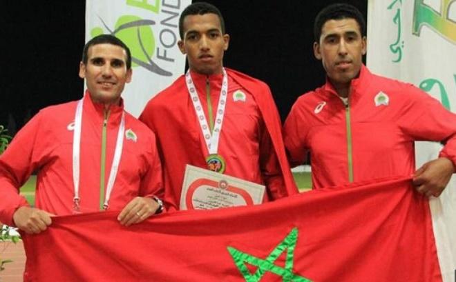 Le Maroc vainqueur du 7ème championnat arabe d'athlétisme cadets et cadettes