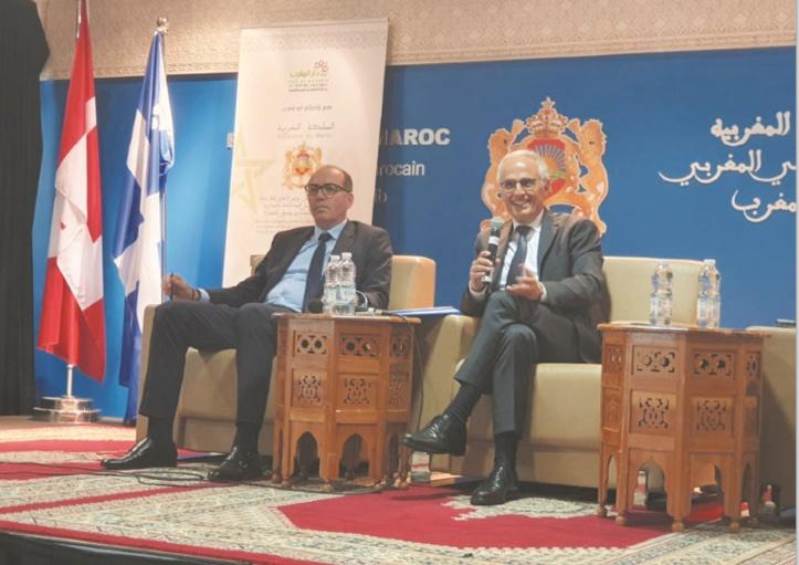 Les efforts entrepris par le Maroc pour sécuriser l'investissement dans le secteur de l'habitat exposés à Montréal