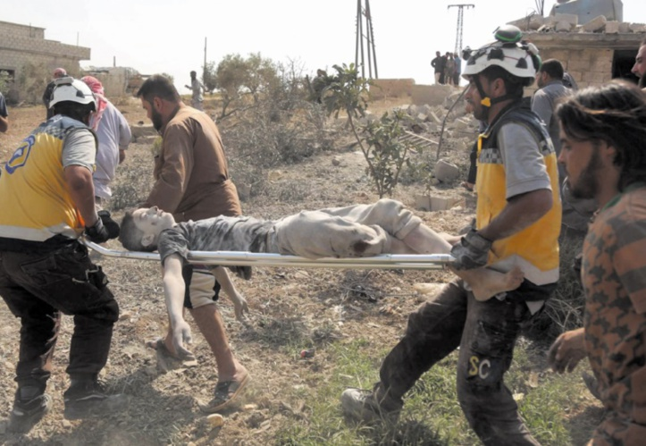 Plus de 100 combattants tués dans des affrontements entre le régime syrien et les jihadistes
