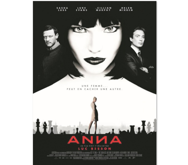 """Anna"" Un thriller au féminin"