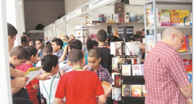 30.000 visiteurs à la 9ème édition du Salon régional du livre