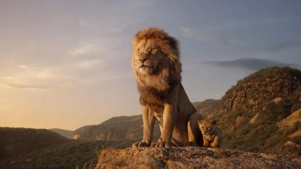 """Le nouveau """"Roi Lion"""", un film en 3D pas comme les autres"""