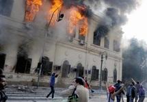En pleine campagne électorale : La place Tahrir au Caire s'embrase à nouveau