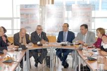 """Abdelouahed Radi, lors d'une rencontre avec les secrétaires régionaux et provinciaux de l'USFP : """"L'opposition ne doit pas se limiter à l'institution législative"""""""