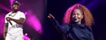 Contrairement  à Nicki Minaj,  50 Cent et  Janet Jackson  chanteront  en Arabie Saoudite