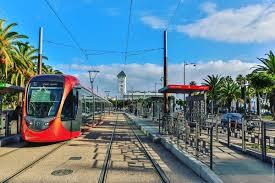 Tramway : Fermeture  de neuf stations  à Casablanca