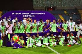Troisième marche du podium pour le Nigeria