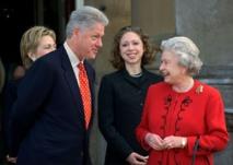 Avant Trump, Clinton n'était pas  épargné par la diplomatie britannique