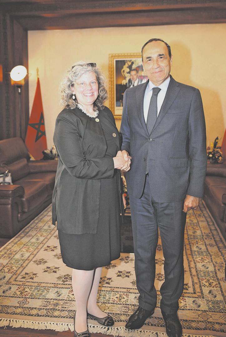 Volonté de Washington de renforcer ses relations avec le Maroc