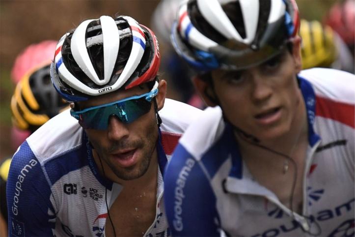 Pinot maître des Pyrénées au Tour de France