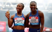 Fraser-Pryce et Obiri ont fait le show au meeting de Londres