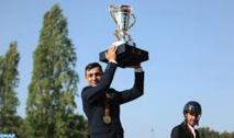 Le cavalier Hicham Er-Radi remporte le Prix SM le Roi Mohammed VI de saut d'obstacles