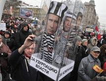 Les Russes bravent le froid et Poutine : Le printemps venu du Nord