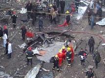 L'rak sombre dans la violence : Attentat suicide contre le ministère de l'Intérieur à Bagdad