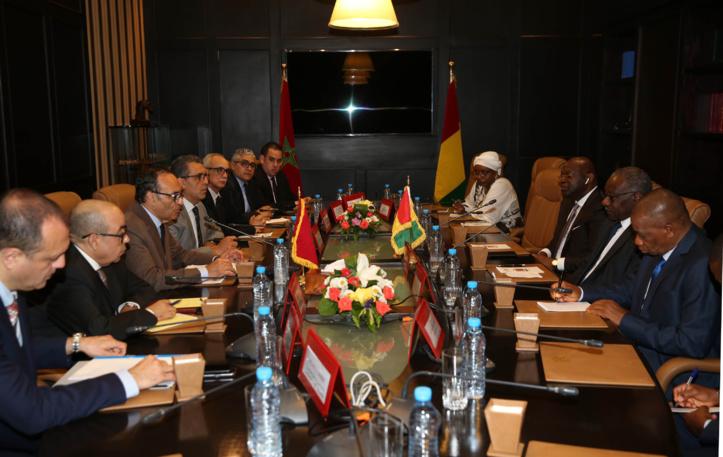 Habib El Malki : Les relations maroco-guinéennes, un modèle réussi de coopération Sud-Sud