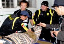 Le match CODM-MAS arrêté à cause d'actes anti-sportifs