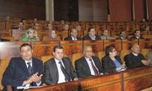 La Chambre des députés élit les membres de son bureau : Première vraie fausse polémique pour Ghellab