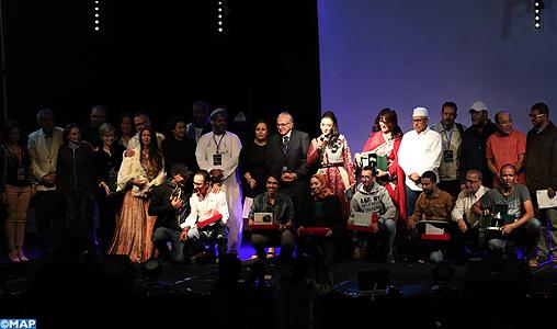 Clôture à Taza de la 2ème édition du Festival international du cinéma de la diversité
