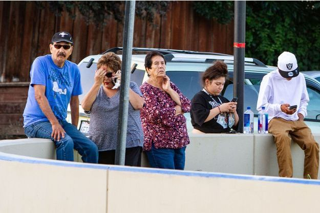 Trois morts dans une fusillade lors d'un festival en Californie