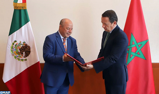 Les nouveaux ambassadeurs du Maroc au Qatar et au Mexique remettent leurs lettres de créance