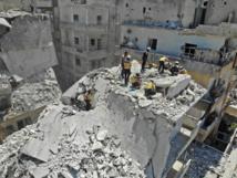 Arrêt des raids aériens sur le nord-ouest syrien après l'annonce d'une trêve