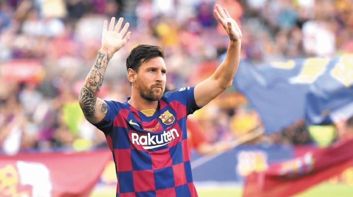 Blessé, Messi manquera la tournée américaine du Barça