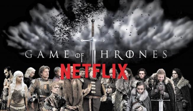 """Les créateurs de la série """"Game of Thrones"""" ont signé un accord avec Netflix"""