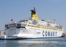 En raison de la saisie de deux ferries de la Comarit et de la Comanav : La liaison maritime entre Sète et Tanger en rade