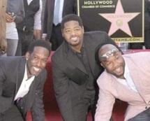 Le célèbre quatuor rejoint les légendes telles que Marylin Monroe ou Michael Jackson : Boyz II Men: Honorés sur Hollywood Boulevard
