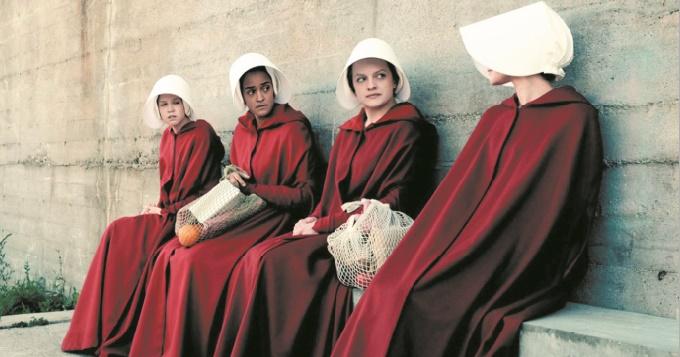 """""""The Handmaid's Tale : la Servante écarlate"""" de retour pour une quatrième saison"""