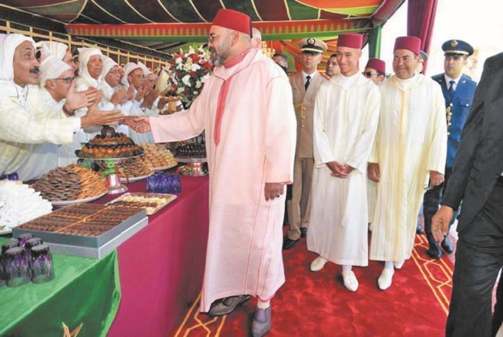 La cérémonie officielle de célébration de l'anniversaire de S.M. le Roi Mohammed VI ne sera plus organisée