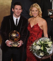 Ballon d'or 2011 : Messi évidemment !