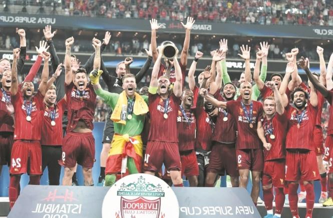 Liverpool reste maître du Vieux Continent
