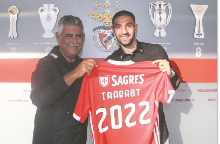 Taarabt heureux de renouer avec Benfica