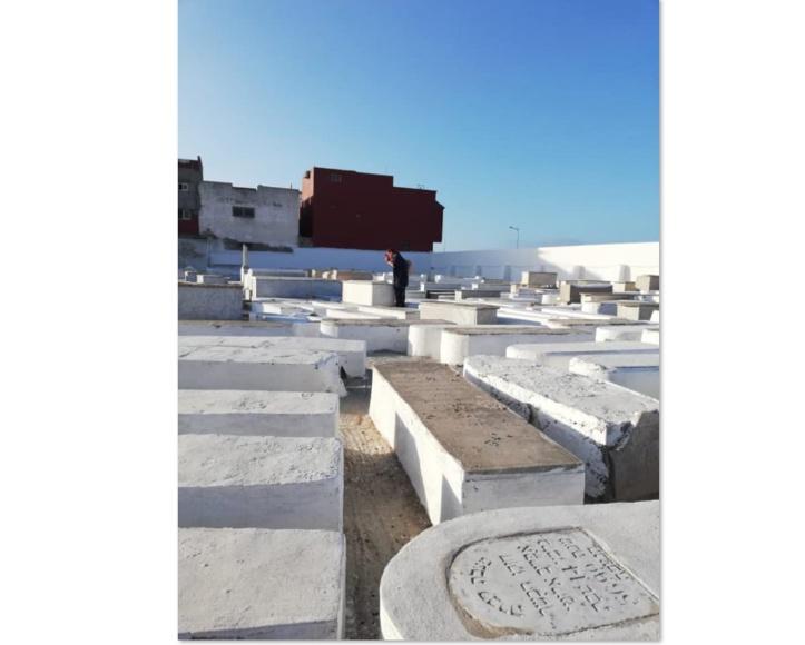 Réhabilitation du cimetière juif d'El Jadida