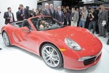 Les constructeurs auto allemands poursuivent leur offensive aux USA