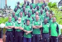 Stage pour l'obtention de la licence A en faveur des entraîneurs africains