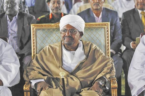 Omar-el-Béchir jugé pour corruption