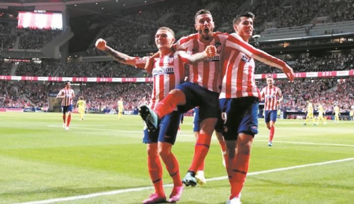 Le nouvel Atlético, aussi efficace que l'ancien