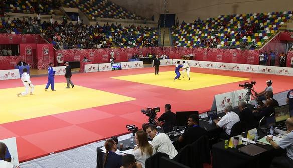 De l'argent pour le judoka Mohamed Lahboub