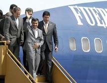 Climat de vives tensions entre l'Iran et l'Occident : Fin de la tournée latino-américaine d'Ahmadinejad